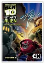 Ben 10: Ultimate Alien: Sezon 3 (2012) afişi