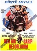 Ben Bir Garip Keloğlanım (1976) afişi