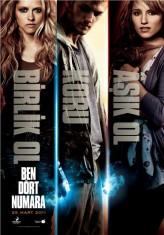 Ben Dört Numara (2011) afişi