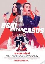 Beni Satan Casus (2018) afişi