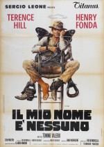 Benim Adım Hiç Kimse (1973) afişi