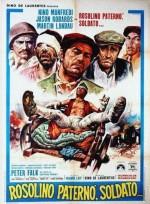 Beş yabancı (1970) afişi