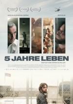 Hayatımın Beş Yılı (2013) afişi