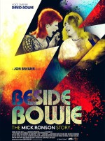 Beside Bowie: The Mick Ronson Story (2017) afişi