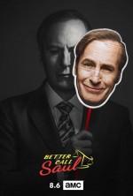 Better Call Saul Sezon 4 (2018) afişi