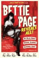 Bettie Page Reveals All (2012) afişi