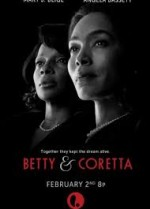 Betty ve Coretta (2013) afişi