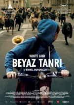 Beyaz Tanrı (2014) afişi
