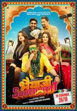 Bhaiyyaji Superhitt (2016) afişi