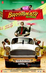 Bhoothnath Returns (2014) afişi