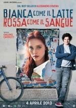 Bianca come il latte, rossa come il sangue (2013) afişi