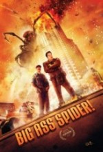 Big Ass Spider (2013) afişi