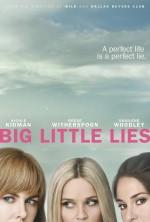 Big Little Lies Sezon 1 (2017) afişi