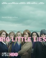 Big Little Lies Sezon 2 (2019) afişi