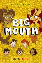 Big Mouth Sezon 2 (2018) afişi