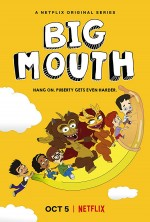 Big Mouth Sezon 3 (2019) afişi
