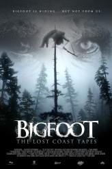 Bigfoot: Lost Coast Tapes (2012) afişi