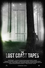 Bigfoot: The Lost Coast Tapes (2012) afişi