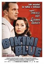 Bikini Blue (2017) afişi