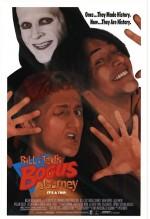 Bill Ve Ted'in Maceraları (1991) afişi