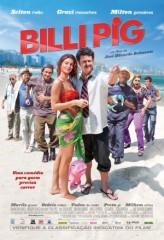 Billi Pig (2012) afişi