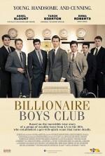 Billionaire Boys Club (2018) afişi
