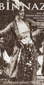 Binnaz (1919) afişi