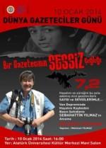 Bir Gazetecinin Sessiz Çığlığı (2014) afişi