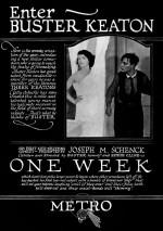 Bir Hafta (1920) afişi