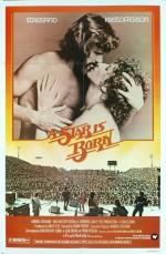 Bir Yıldız Doğuyor (1976) afişi