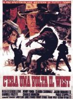 Bir Zamanlar Batıda (1968) afişi