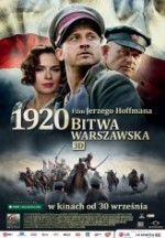 1920 Bitwa Warszawska (2011) afişi