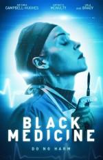 Black Medicine (2021) afişi