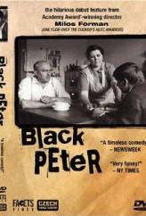 Black Peter  afişi