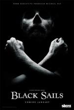 Black Sails (2014) afişi