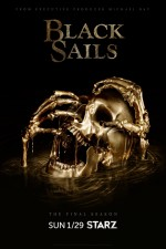 Black Sails Sezon 4 (2017) afişi