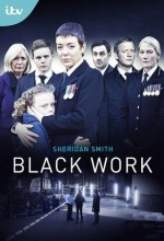 Black Work (2015) afişi