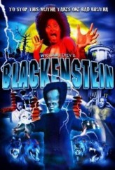 Blackenstein  afişi