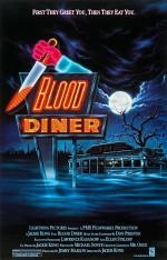 Blood Diner (1987) afişi