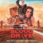 Blood Drive (2017) afişi