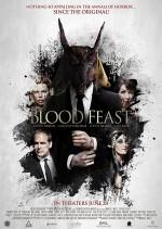 Blood Feast (2016) afişi