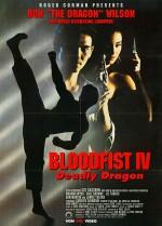Bloodfist IV: Die Trying (1992) afişi