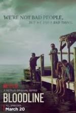Bloodline (2015) afişi