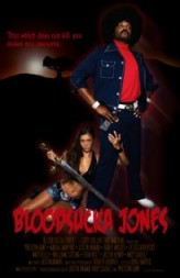 Bloodsucka Jones (2012) afişi