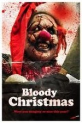 Bloody Christmas (2012) afişi