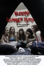 Bloody Slumber Party (2014) afişi