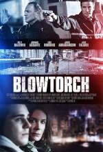Blowtorch (2016) afişi
