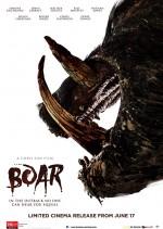 Boar (2017) afişi