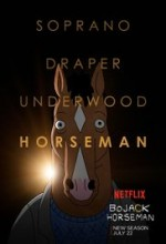 BoJack Horseman Sezon 4 (2017) afişi