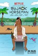 BoJack Horseman Sezon 1 (2014) afişi